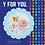 Thumbnail: LOVE ALPHABET - Y RING 愛的字母戒指