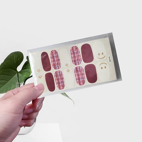 Designers' Nail Wraps - Stylish #20