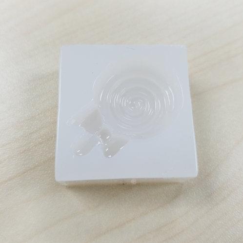 DIY Big Candy Mould -Accessories 大波板糖高級樹脂模具 1個