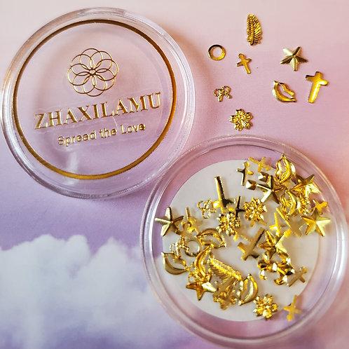ZHAXILAMU Mandalas Jewelry Box #1 (1 box)