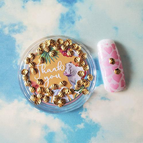 ZHAXILAMU Mandalas Jewelry Box #19 Shell 1 (1 box)