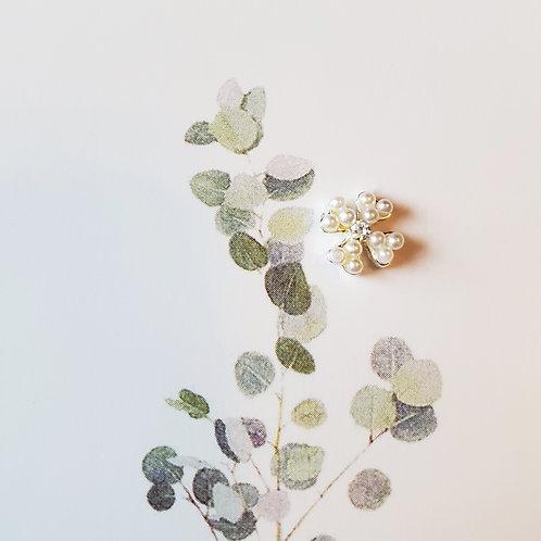 ZHAXILAMU Nail Jewelry Flower #2 (1 piece)