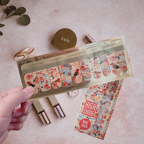 UK Designers' Nail Wraps -ThumbsUp #34
