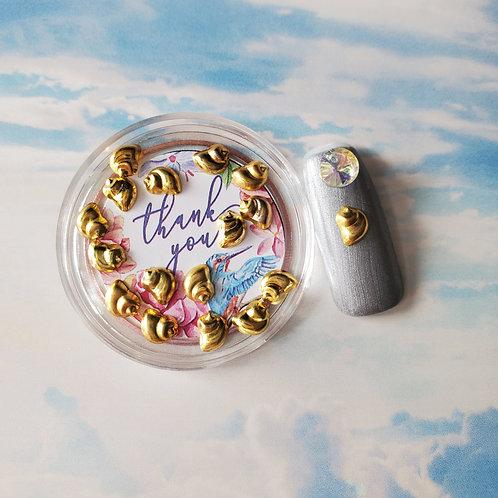 ZHAXILAMU Mandalas Jewelry Box #22 Shell 4 (1 box)