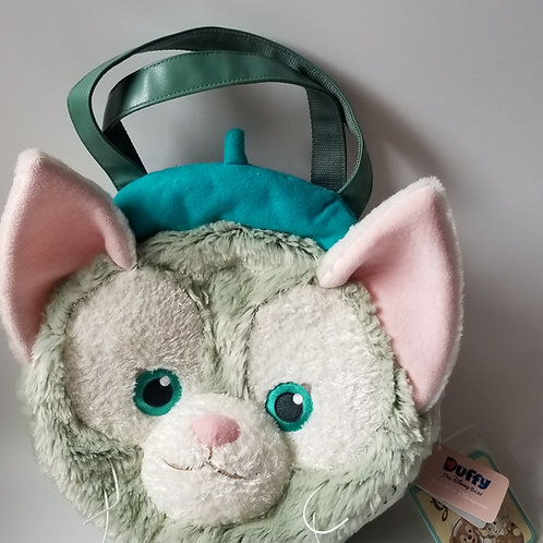 Plush 猫畫家 Gelatoni Plush Bag (1 piece)