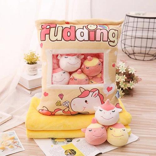 Plush Toys Claw Machine - Unicorn Small Size 獨角獸拳頭尺寸 (10 pieces)