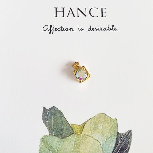 ZHAXILAMU Nail Jewelry #h (1 piece)