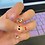 Thumbnail: Designers' Nail Wraps - Fashion #6