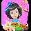 Thumbnail: Cute Series Template Q1-Q12 人像DIY產品素材 Q1-Q12 (1 piece/1 order)
