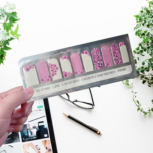 Designers' Nail Wraps -Tintark #7