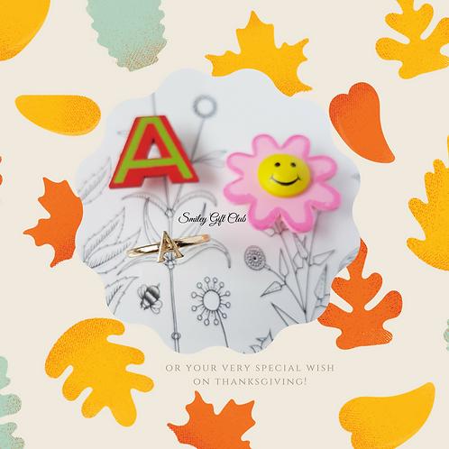 LOVE ALPHABET - A 愛的字母