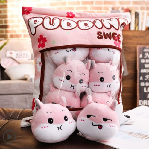 Plush Toys Claw Machine - Hamster Small Size 哈姆倉鼠拳頭尺寸 (10 pieces)