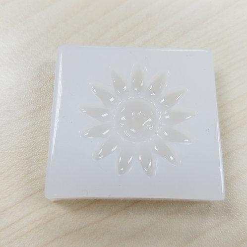 DIY Sun Flower Mould-Accessories 太陽花高級樹脂模具 1個