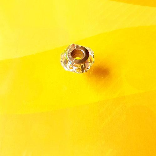 CHARMS 施華洛世奇 白色透明水晶 串飾 Swarovski White Crystals 1 piece (單顆)