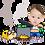 Thumbnail: Cute Series Template P1-P12 人像DIY產品素材 P1-P12 (1 piece/1 order)