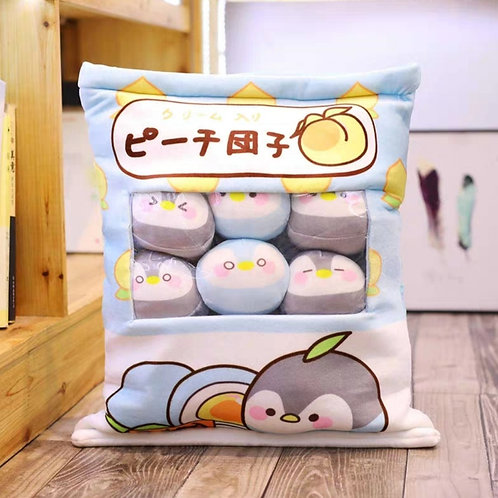 Plush Toys Claw Machine - Penguin Small Size 企鵝拳頭尺寸 (10 pieces)