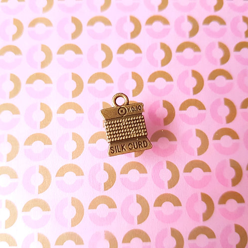 DIY Handicrafts - Antique Knitting Series - Silk Curd 古董款 針織系列 絲綢