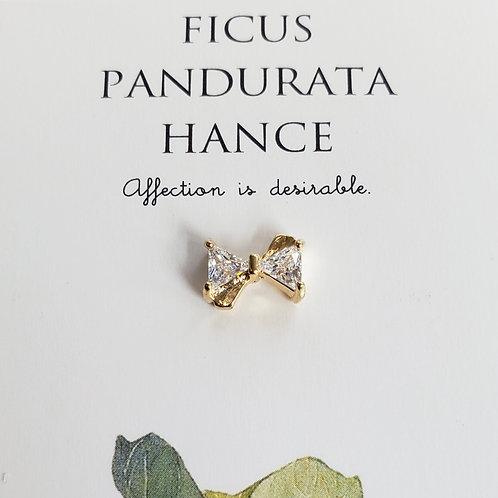 ZHAXILAMU Nail Jewelry - Butterfly #4 (1 piece)