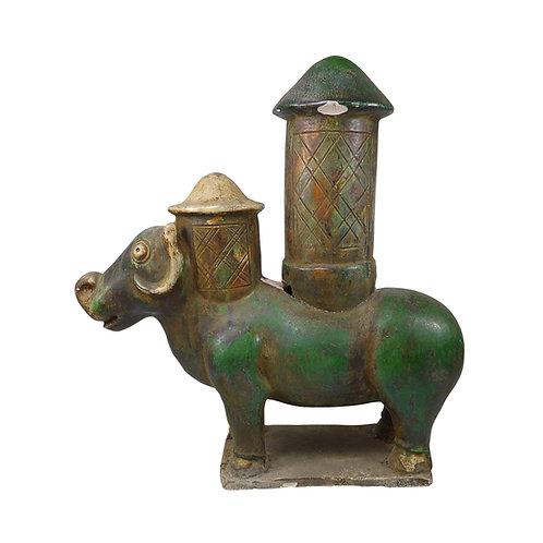 Antique 動物陶瓷器 古董
