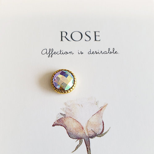 ZHAXILAMU Nail Jewelry - Rhinestones Crystal #2 (1 piece)