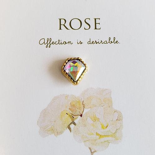 ZHAXILAMU Nail Jewelry - Rhinestones Crystal #3 (1 piece)