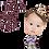 Thumbnail: Cute Series Template H1-H10 人像DIY產品素材 H1-H10 (1 piece/1 order)