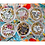 Thumbnail: ZHAXILAMU Mandalas Jewelry Box #13 Circle L (1 box)