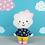 Thumbnail: 心型軟滑Fluffy棉花糖 Fluffy Softmallow Heart Shape 250g
