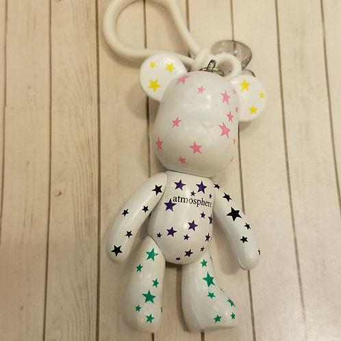 TOYS - FIGURINES Key-chain 熊仔匙扣 (可動)