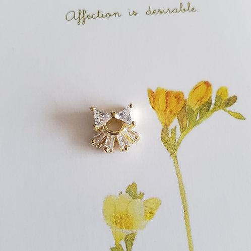 ZHAXILAMU Nail Jewelry - Butterfly #10 (1 piece)