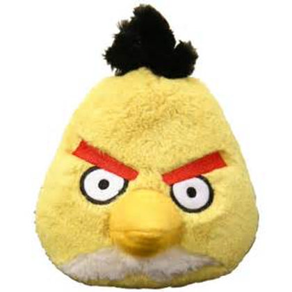Plush Sample - Angry Birds 毛公仔 - 憤怒鳥