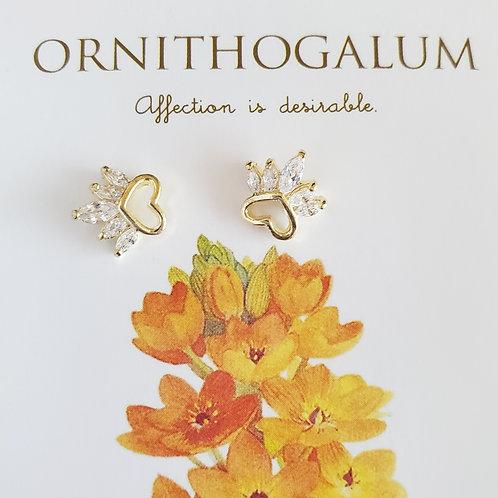 ZHAXILAMU Nail Jewelry - Heart #6 (1 piece)