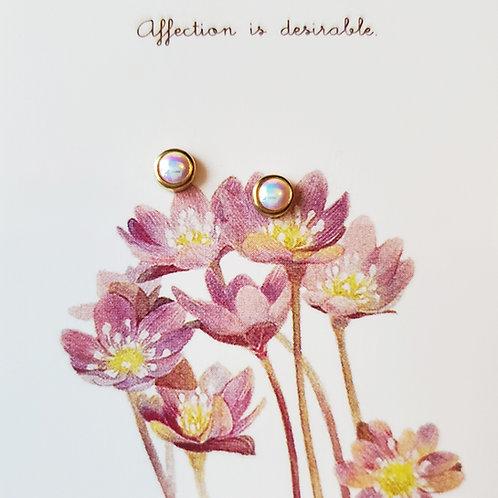 ZHAXILAMU Nail Jewelry Perfect Circle #3 (1 piece)