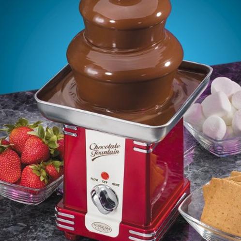 朱古力噴泉日租/採購 NOSTAGIA Chocolate Fountain Rental/Purchase