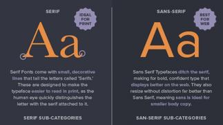 Fonts & Feelings 字體和感覺