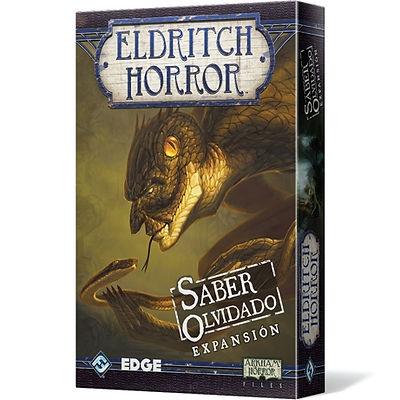 Eldritch Horror: Saber olvidado 