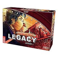 Pandemic Legacy: Temporada 1