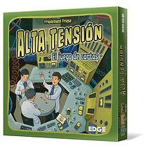 Alta Tensión: Juego de cartas