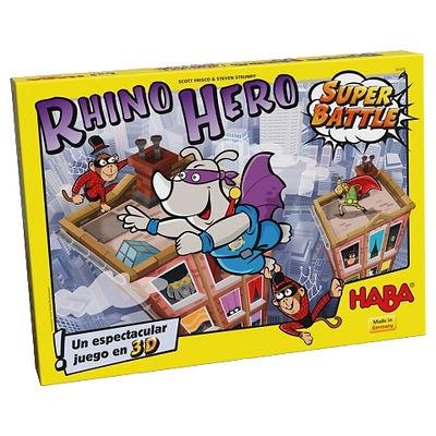 Rhino Hero Superbattle