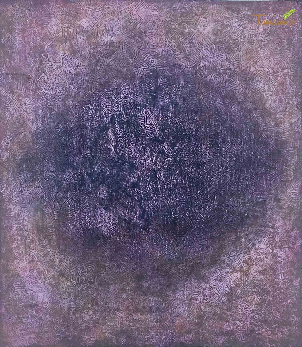 Abstracción de Cesar Castilla Lino