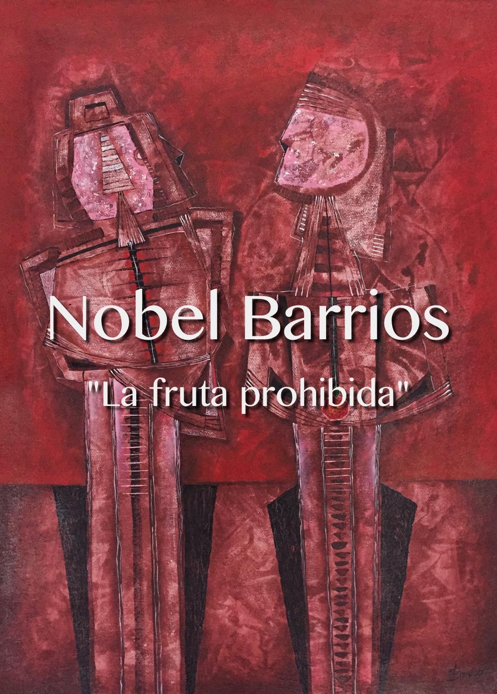 NBarrios La fruta prohibida 2015-Banner