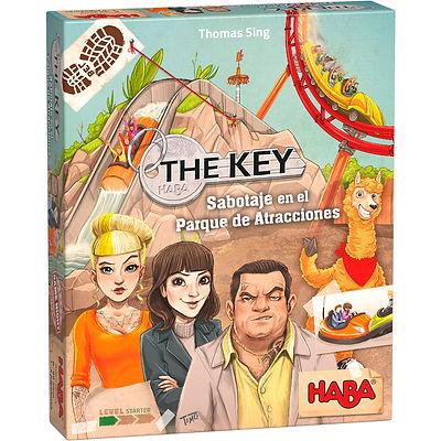The Key – Sabotaje en el Parque de Atracciones