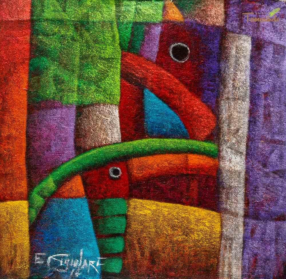 Paraiso del Tucán de Eduardo Aguilar
