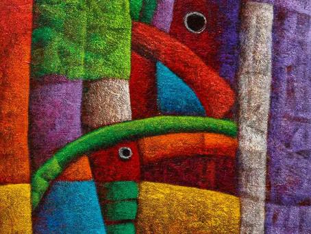 Eduardo Aguilar y los artistas que evoca