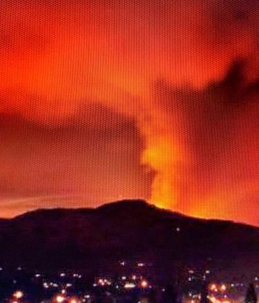 Mt Diablo Fire - NBC News