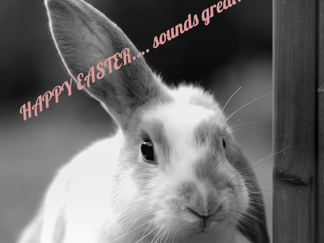 TAG 23 : MY SONG 4 YOU... HAPPY EASTER sounds great...