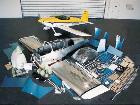 RV-7 Aircraft Build