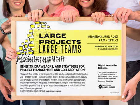 """""""Large Projects, Large Teams"""" Workshop Report"""