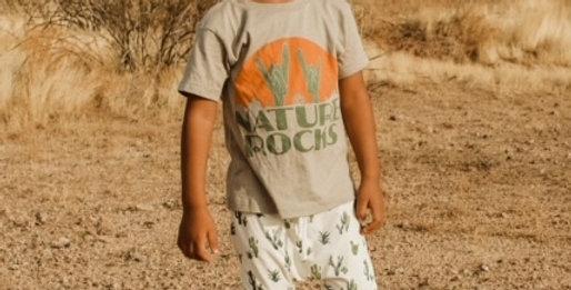 Cactus Harem Pants