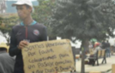 Venezuelan Immigrant